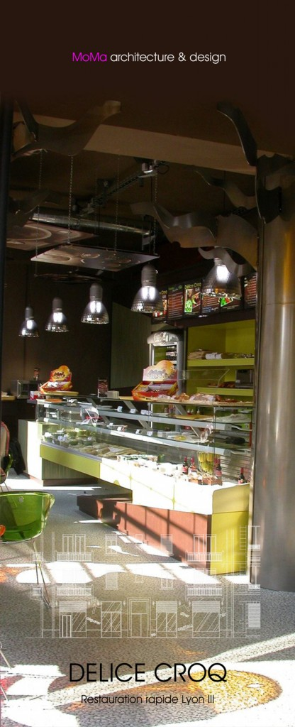 DELICE CROQ CAFFE Lyon III