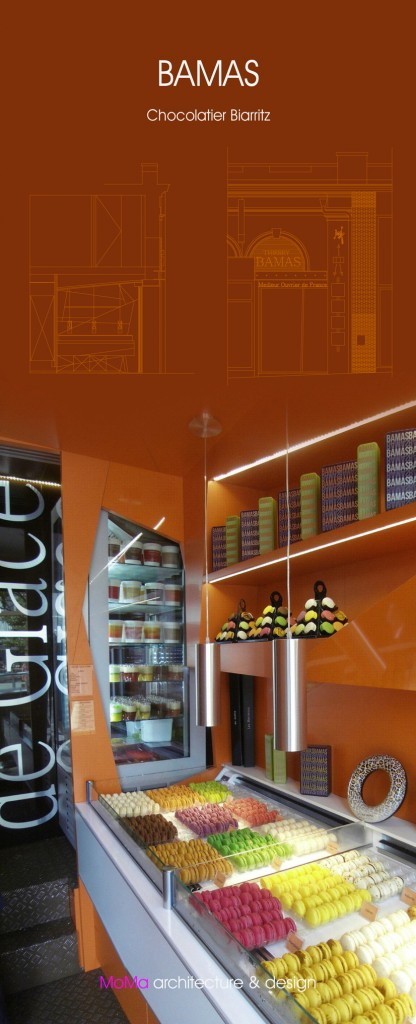 BAMAS   Pâtissier Chocolatier  Biarritz