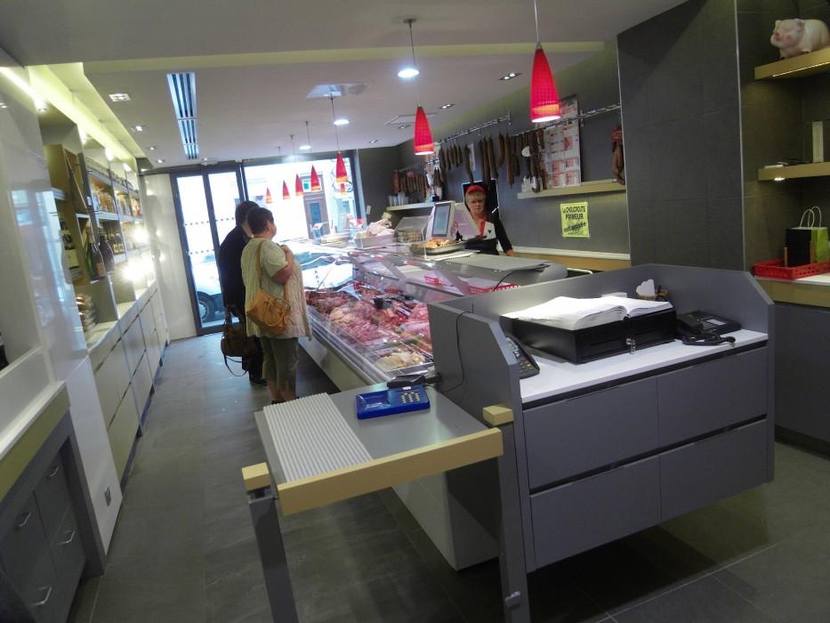 BLUNTZER Boucher Charcutier Lunéville