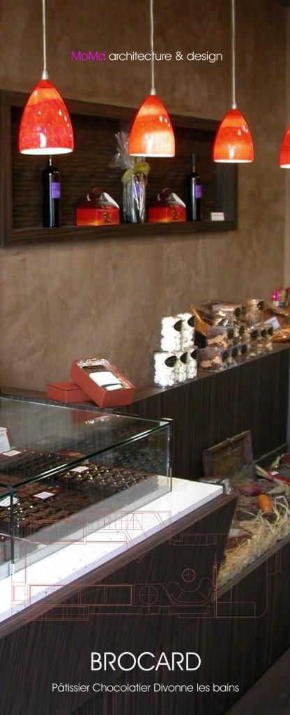 BROCARD  Pâtissier Chocolatier  Divonnes les Bains