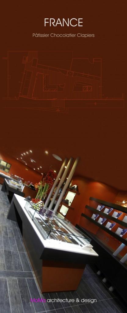 FRANCE  Pâtissier Chocolatier  Clapiers
