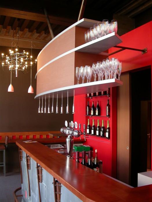 LE RIDEAU ROUGE café théâtre Lyon IV