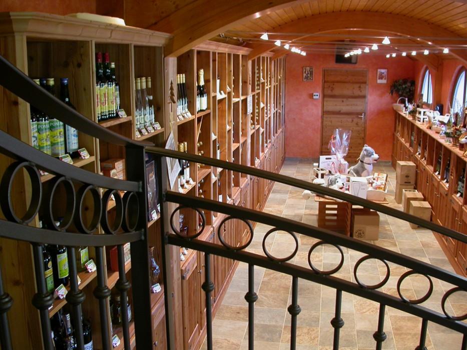 VONIN salaison Maison du bois Lièvremont