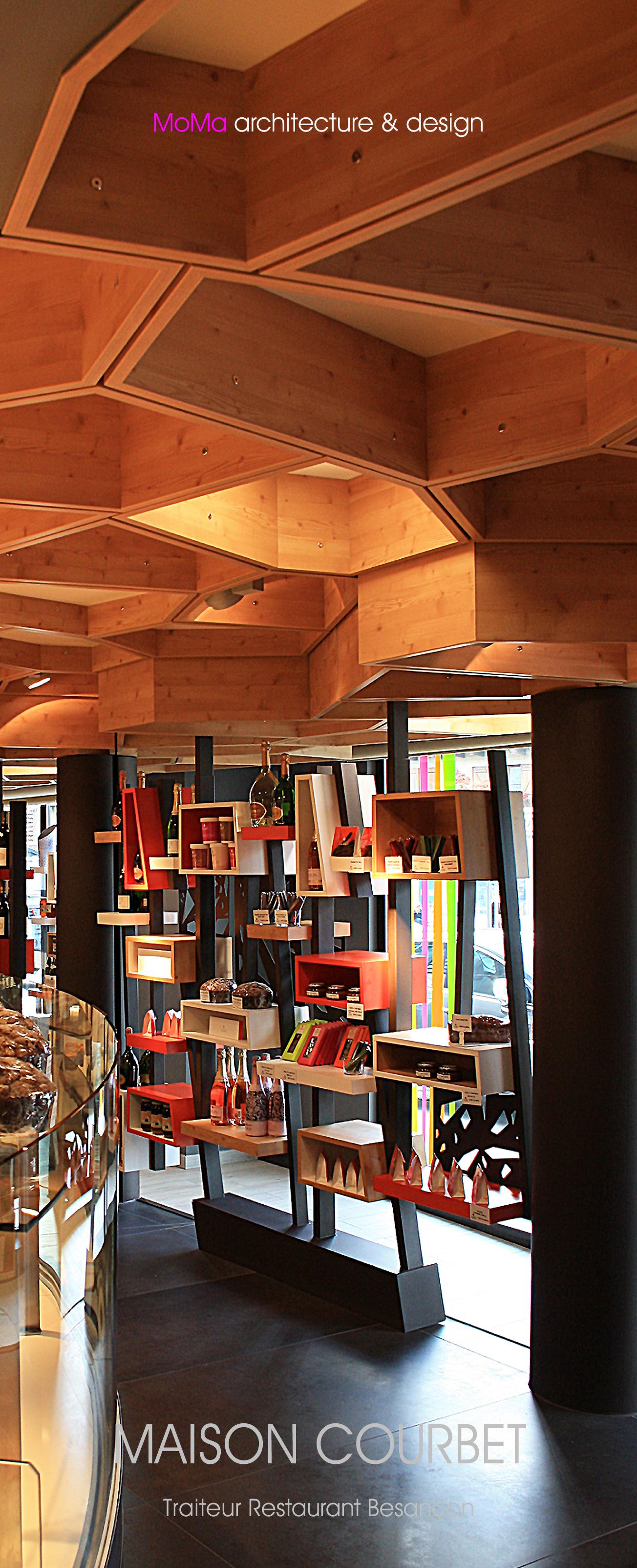 Maison Courbet Traiteur Mof Espace De Vente Besan U00e7on