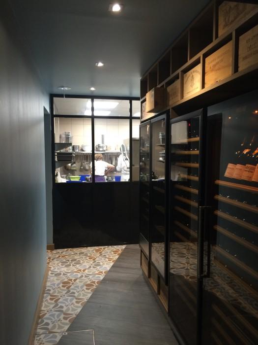 Visite sur le chantier 15 09 2015 CAFE DU PEINTRE 070